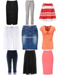 Women Clothing remaining stock