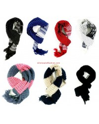 Ladies and Men's Winter Scarves
