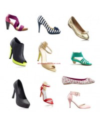 Spanish brand shoes Z, B, S many famous brands