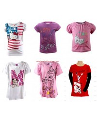 Girls  Disney T-Shirts