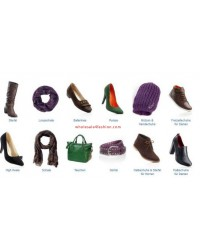 German Accessories & Shoes Mix