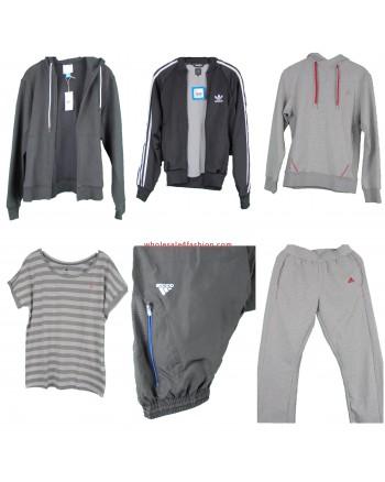 Sports brands mix Adidas