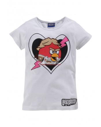 Angry Birds Shirt Girls