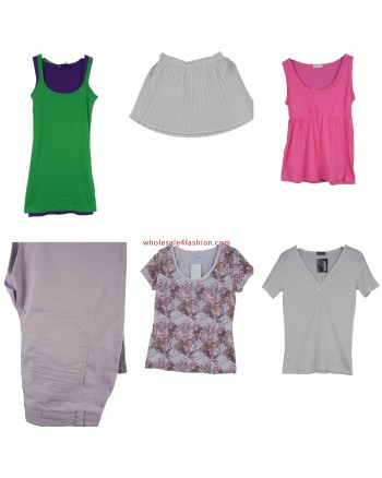 Women Jeans Skirts Tops Mix