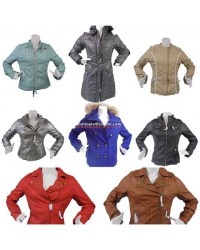 Womens jackets various styles autumn winter