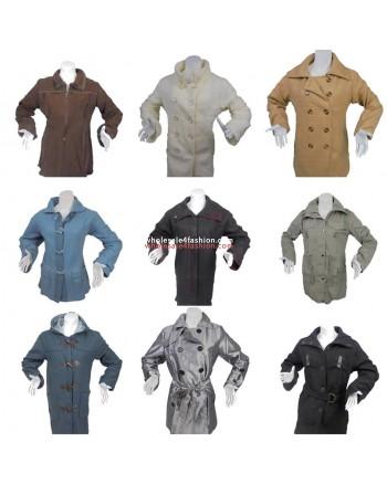 Womens Jackets Autumn Winter Mix