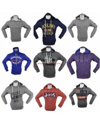 Men Jack & Jones Pullover Hoodies Mix Autumn Winter
