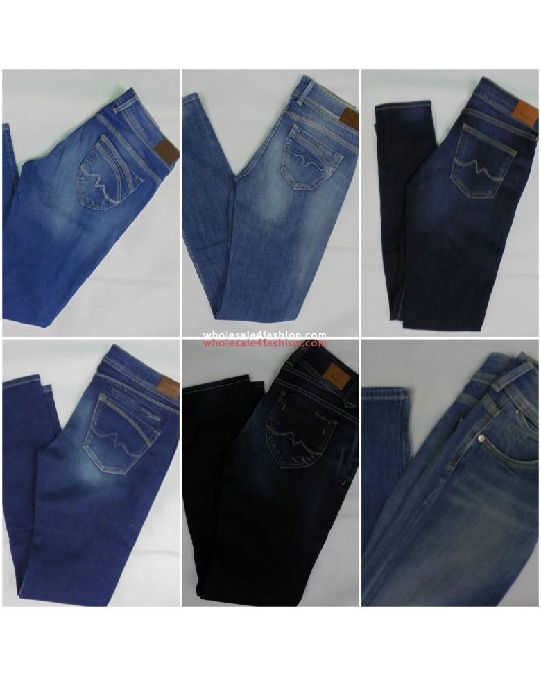 women pepe jeans mix. Black Bedroom Furniture Sets. Home Design Ideas