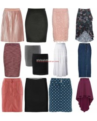 Womens skirts mixed package