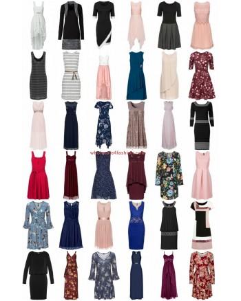 Women Dresses Mix Shirt Dress Summer Dress Evening Dress Maxi Dress Jersey Dress Lace Beach Dress