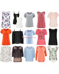 Womens Summer Clothing Clearance Sale T-shirts Blouses Tunics Pants Tops Dresses