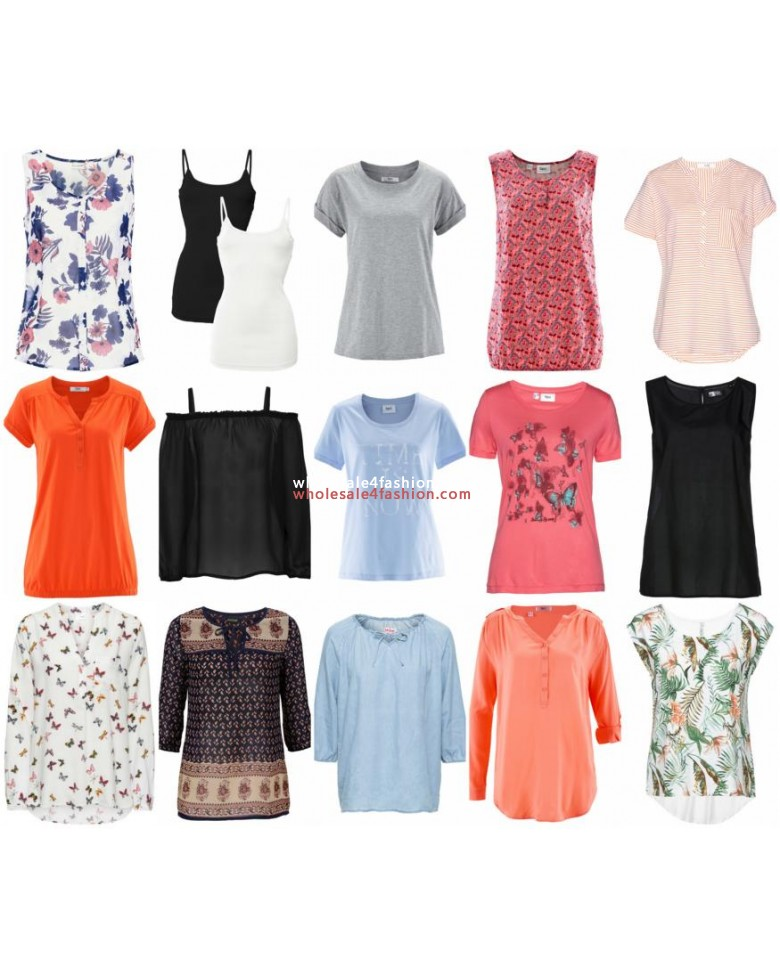 749604c3a2b05 Womens Summer Clothing Clearance Sale T-shirts Blouses Tunics ...