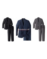 Mens Business Suit Remaining Stock Suits Mix Set of 2 Blazer Pants
