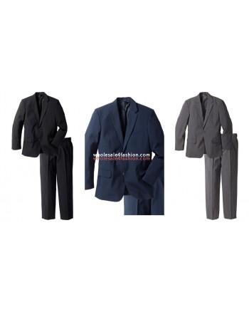 Mens Business Suit Remaining Stock Suits Mix Set of 2 Blazer Pants