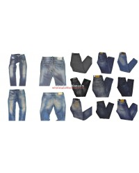 Remaining Stock Mens Diesel Jeans Jack and Jones Jeans Mix Pants