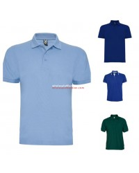 Mens polo shirt polo short sleeve mix