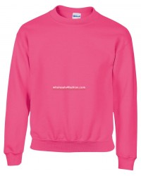 Kids Girl Pullover Sweatshirt Sweater Pink