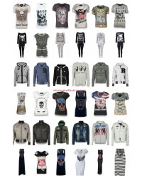 Roberto Geissini textiles clothing fashion brands mixed package
