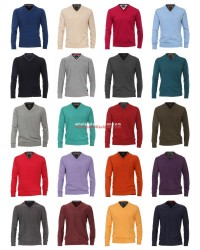 Mens Brand Pullover Sweater Knit Mix