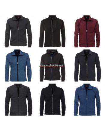 Mens Brands Cardigans Zipper Sweatjackets Mix