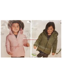Children Jackets Girls Jackets Kids Parka Jacket Winter