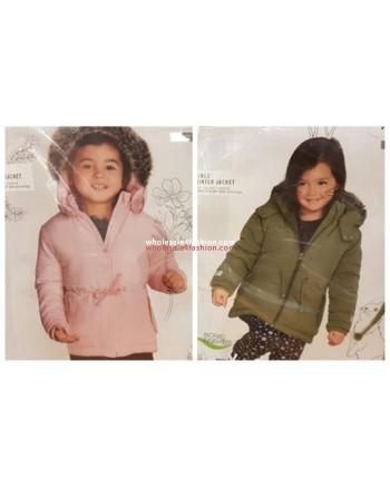 Children Jackets Girls Jackets Kids Parka Jacket Winter