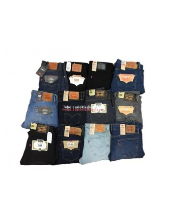 Levis Jeans Mens Brands Pants Brand Jeans Mix