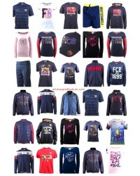 FC Barcelona Fan Clothing Sportswear Football Clothing Mix