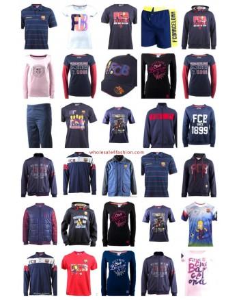 FC Barcelona Fan Clothing Sportswear Football Clothing Mix