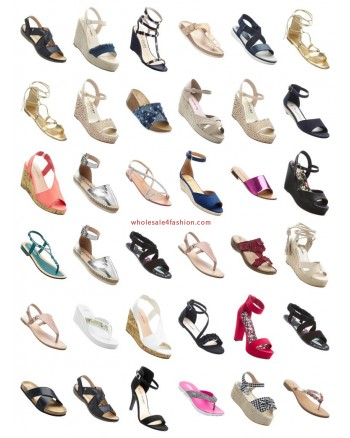 Women Shoes Summer Shoes Sandals Thong Sandals Mules Sandals Espadrilles Summer Mix