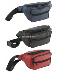 Waist bag Breast pocket Belly bag Shoulder bag leather