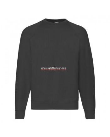 Fruit of the Loom Kids Sweater Jumper Sweater Black