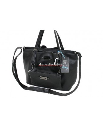 Womens Bag Handbag Shoulder Bag Shoulder Bag PU Bag Black