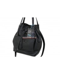 Ladies Handbag Shoulder Bag Shoulder Bag Remnant Black