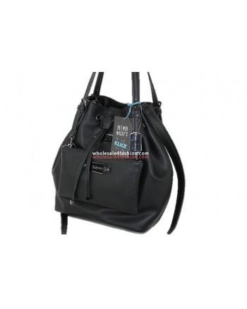 Ladies Handbag Shoulder Bag Shoulder Bag Remnant Black