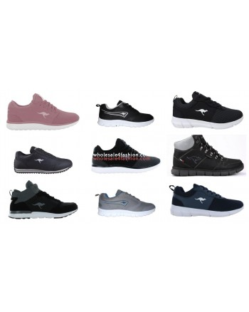Kangaroos Shoes Sneaker Sportshoes Brand Mix