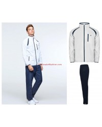 Mens Tracksuit Jogging Suit Sport Set Jacket Pants