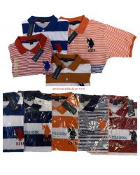 U.S. Polo Assn. Polo shirt men polo brand shirt mix