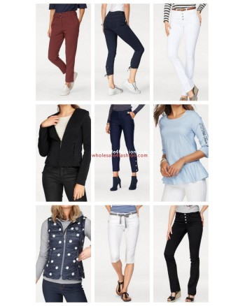 Tom Tailor fashion womens clothing mix