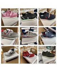 U.S. Polo Assn. Shoes kids brand shoes children sneaker mix