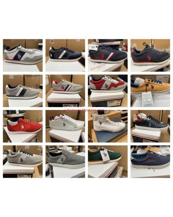 U.S. Polo Assn. Shoes men brand shoes sneaker mix