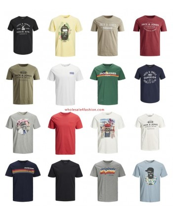 Jack & Jones Mens T-Shirts Mix