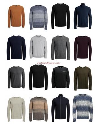 Jack & Jones Pullover Sweatshirt Men Mix