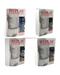 Replay boxer shorts men underwear mix - 3 pack